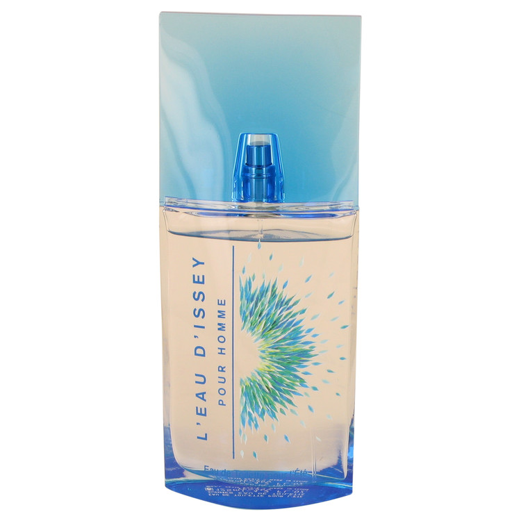 Issey Miyake Summer Fragrance Cologne 125 ml Eau De Toilette Spray 2016 Unboxed) for Men
