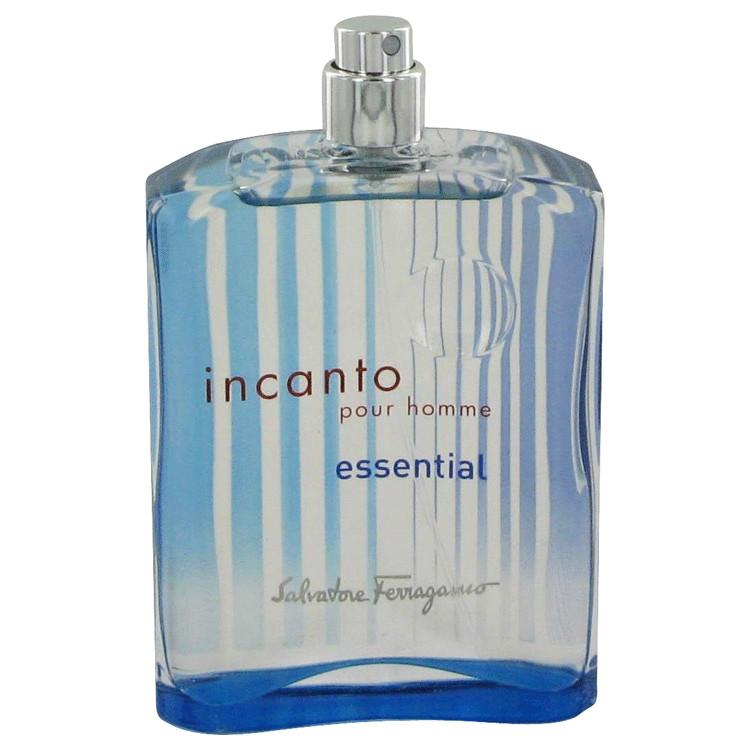 Incanto Essential Cologne 100 ml EDT Spray(Tester) for Men