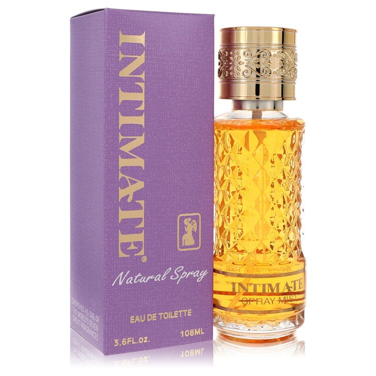 INTIMATE by Jean Philippe for Women Eau De Toilette Spray 3.6 oz