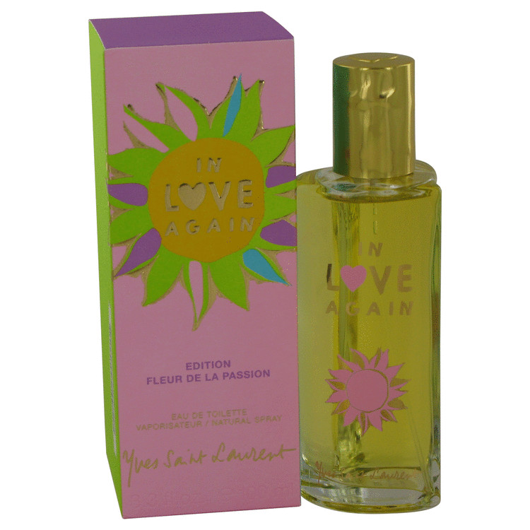 In Love Again Perfume 100 ml Fleur De La Passion Eau De Toilette Spray for Women
