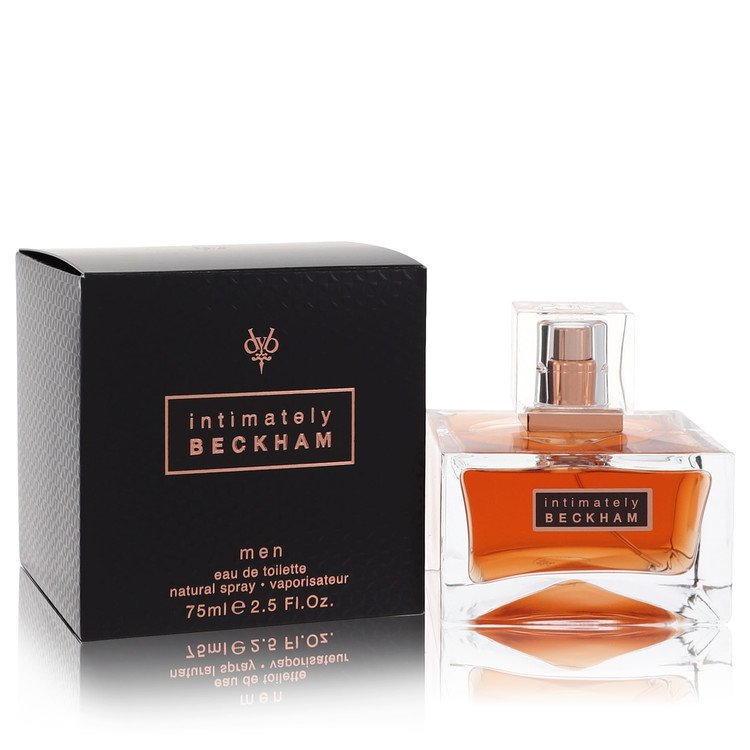Intimately Beckham Cologne by David Beckham 75 ml EDT Spay for Men