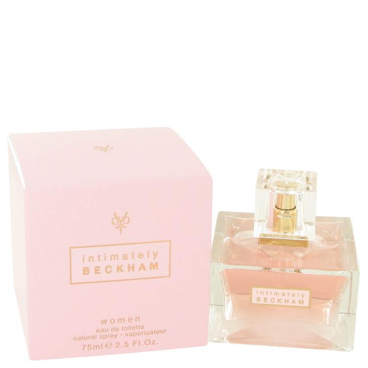 Intimately Beckham Perfume by David Beckham 75 ml EDT Spay for Women