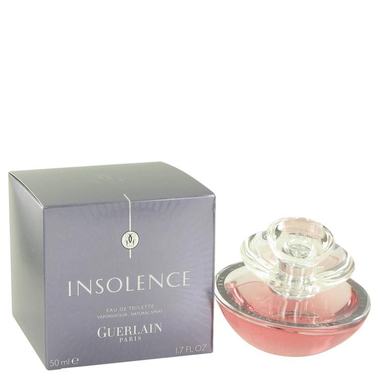 Insolence Perfume by Guerlain 50 ml Eau De Toilette Spray for Women