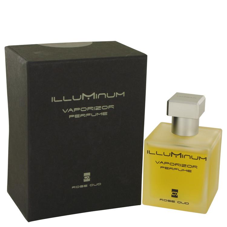 Illuminum Rose Oud by Illuminum for Women Eau De Parfum Spray 3.4 oz