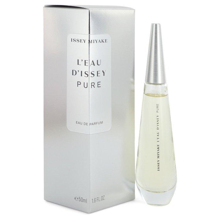 L'eau D'issey Pure by Issey Miyake –  Eau De Parfum Spray 1.6 oz 50 ml for Women