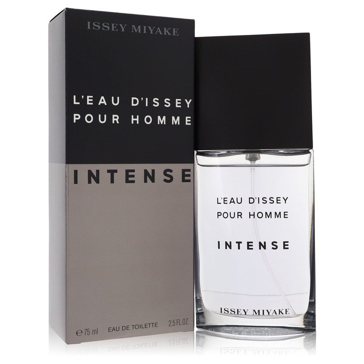 L'eau D'issey Pour Homme Intense Cologne 75 ml EDT Spay for Men
