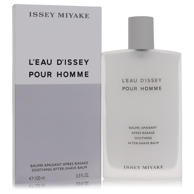 L'eau D'issey (issey Miyake) After Shave Balm 3.4 oz After Shave Balm for Men
