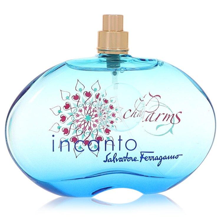 Incanto Shine by Salvatore Ferragamo for Women Eau De Toilette Spray (Tester) 3.4 oz
