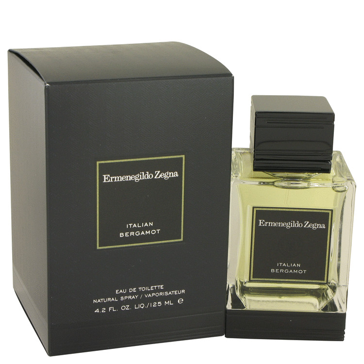 Italian Bergamot Cologne by Ermenegildo Zegna 125 ml EDT Spay for Men