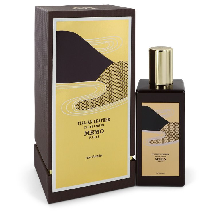 Italian Leather by Memo –  Eau De Parfum Spray (Unisex) 6.8 oz 200 ml