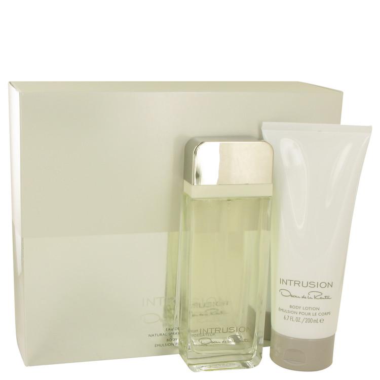 Intrusion for Women, Gift Set (3.4 oz EDP Spray + 6.7 oz Body Lotion)