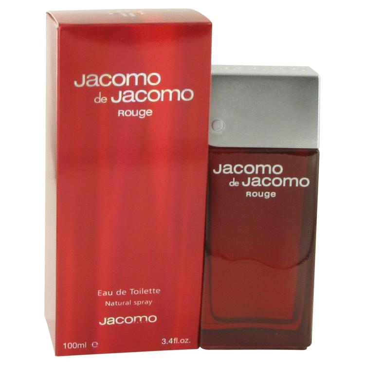 Jacomo De Jacomo Rouge Cologne by Jacomo 3.4 oz EDT Spay for Men