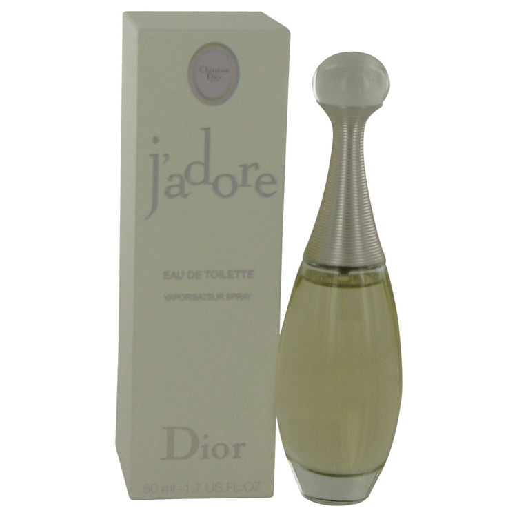 Jadore Perfume by Christian Dior 1.7 oz EDT Spay for Women Spray