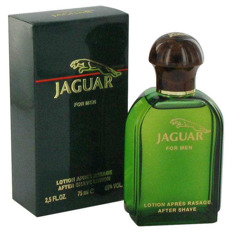 Jaguar After Shave by Jaguar 2.5 oz After Shave for Men