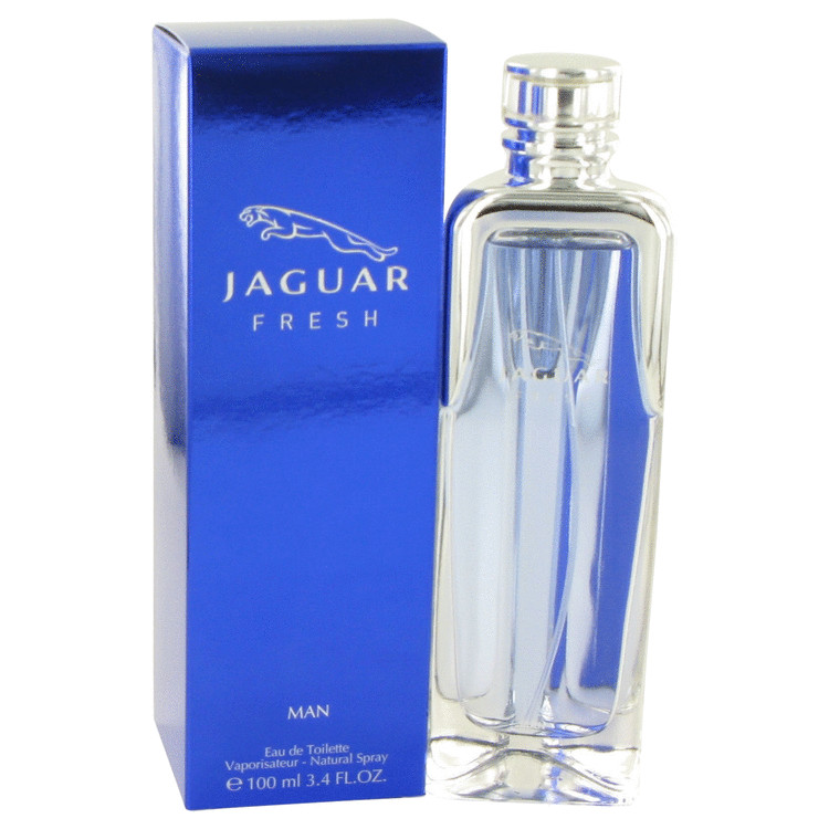 Jaguar Fresh Cologne by Jaguar 100 ml Eau De Toilette Spray for Men