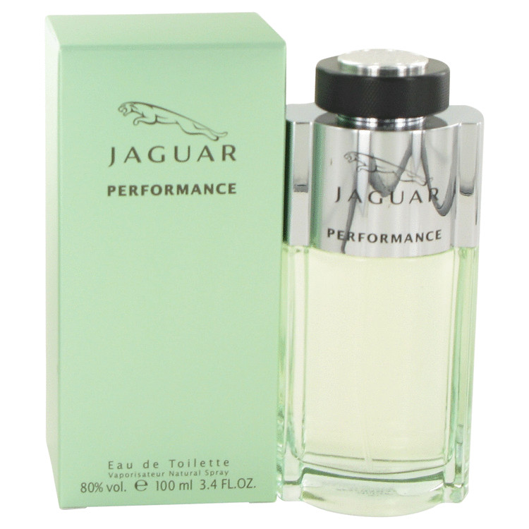 Jaguar Performance Cologne by Jaguar 100 ml EDT Spay for Men