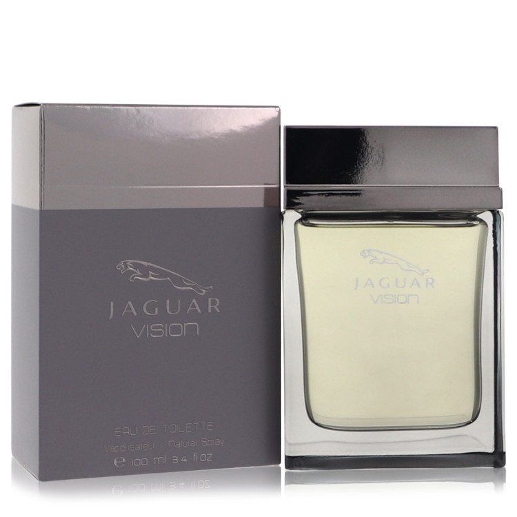 Jaguar Vision Cologne by Jaguar 100 ml Eau De Toilette Spray for Men