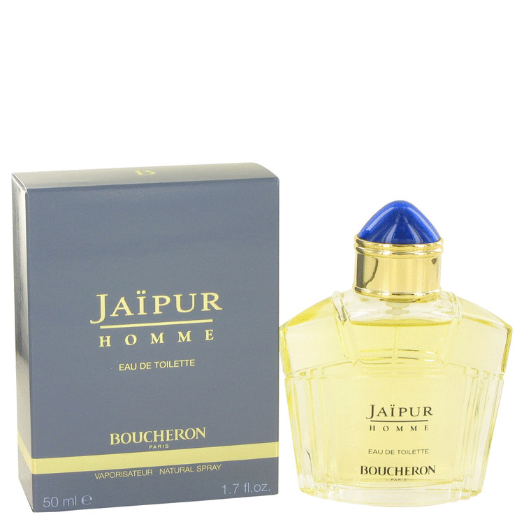 Jaipur Cologne by Boucheron 50 ml Eau De Toilette Spray for Men