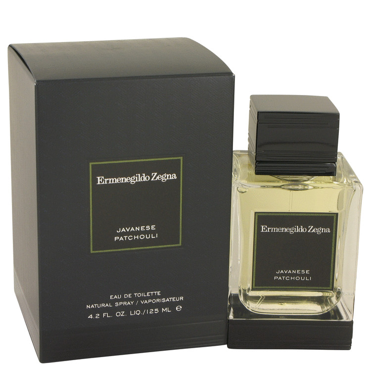 Javanese Patchouli Cologne 125 ml EDT Spay for Men