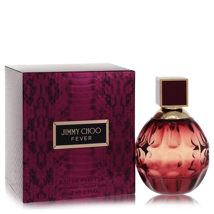 Jimmy Choo Fever Perfume by Jimmy Choo 2 oz EDP Spay for Women