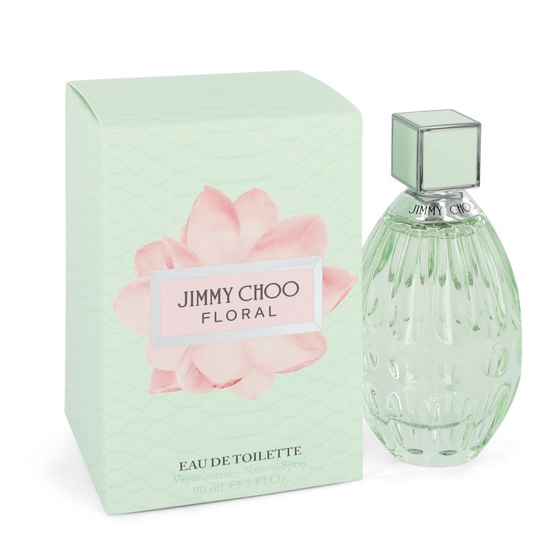 Jimmy Choo Floral Perfume by Jimmy Choo 90 ml EDT Spay for Women