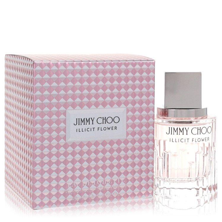 Jimmy Choo Illicit Flower by Jimmy Choo for Women Eau De Toilette Spray 1.3 oz