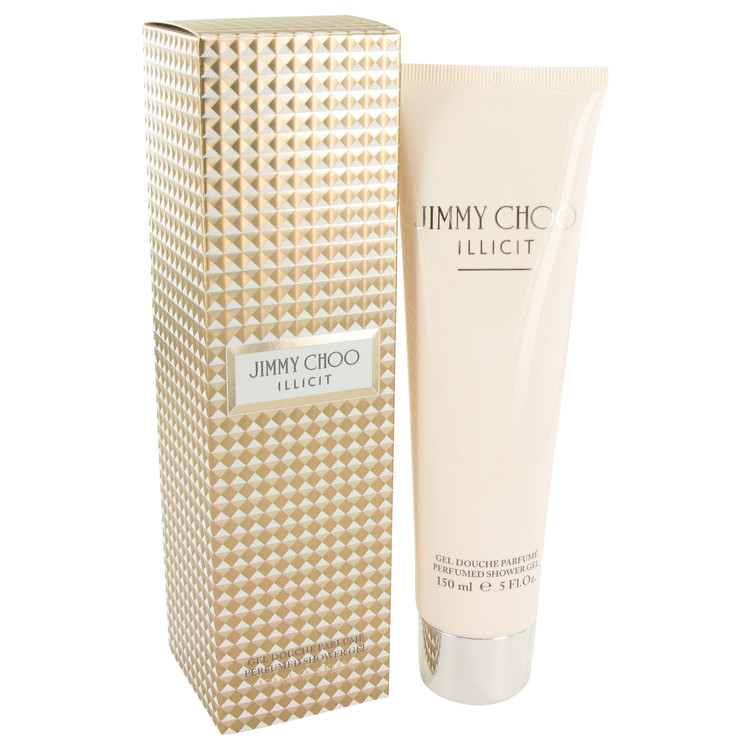 Jimmy Choo Illicit by Jimmy Choo for Women Shower Gel 5 oz
