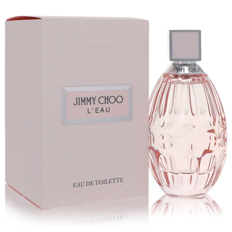 Jimmy Choo L'eau Perfume by Jimmy Choo 90 ml EDT Spay for Women