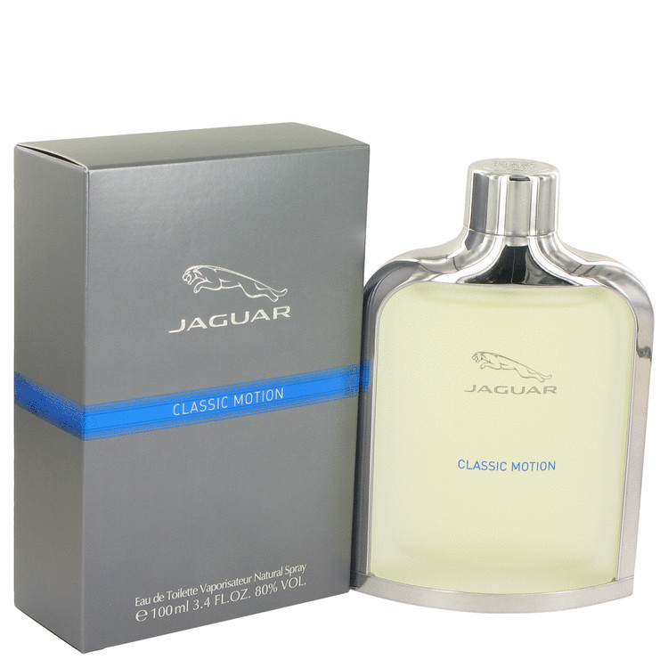 Jaguar Classic Motion Cologne by Jaguar 100 ml EDT Spay for Men