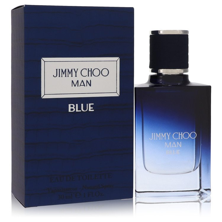 Jimmy Choo Man Blue Cologne by Jimmy Choo 30 ml EDT Spay for Men