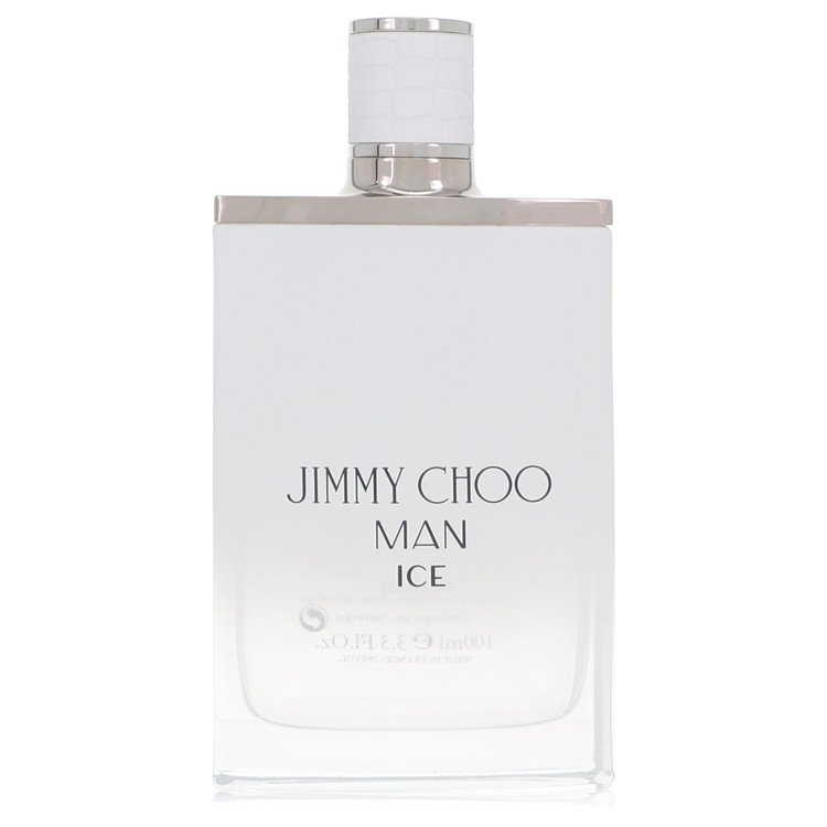 Jimmy Choo Ice Cologne by Jimmy Choo 3.3 oz EDT Spray(Tester) for Men