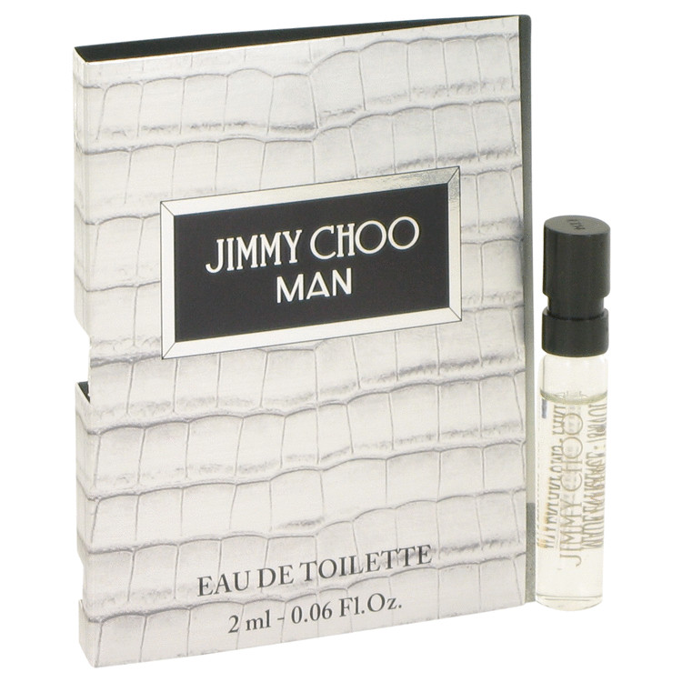 Jimmy Choo Man by Jimmy Choo Men's Vial (sample) .06 oz