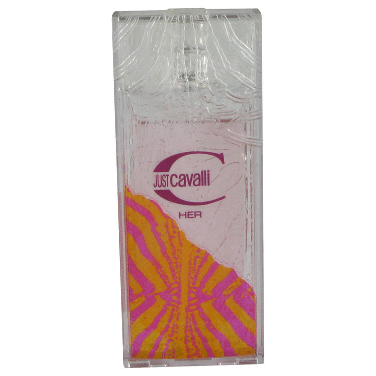 Just Cavalli Perfume 60 ml EDT Spray(Tester) for Women