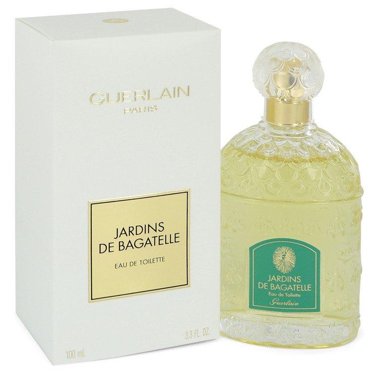 Jardins De Bagatelle by Guerlain for Women Eau De Toilette Spray 3.4 oz