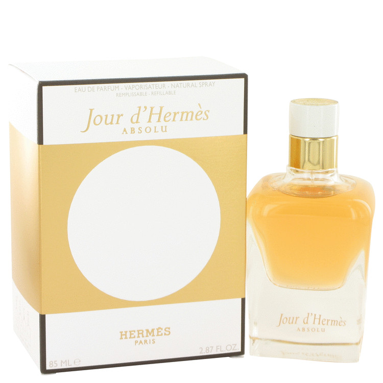 Jour D'hermes Absolu Perfume 85 ml Eau De Parfum Spray Refillable for Women