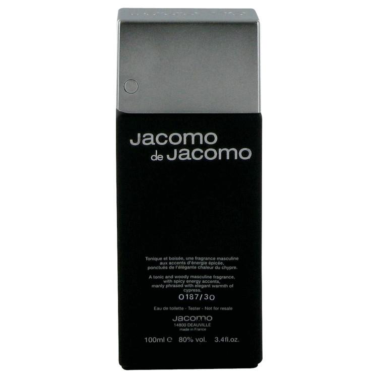 JACOMO DE JACOMO by Jacomo for Men Eau De Toilette Spray (Tester) 3.4 oz