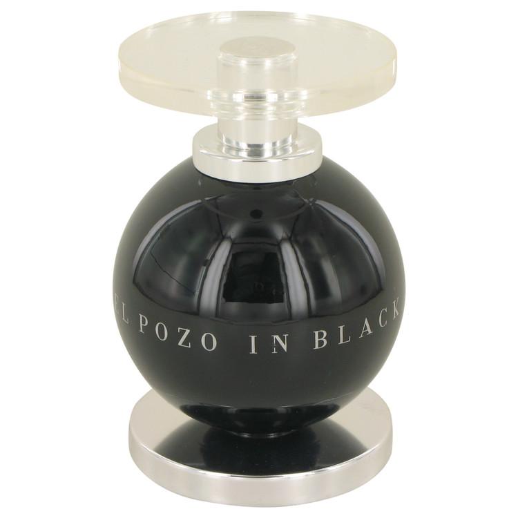 J Del Pozo In Black Perfume 50 ml Eau De Toilette Spray (unboxed) for Women