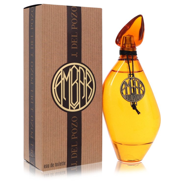 J Del Pozo Ambar Perfume by Jesus Del Pozo 100 ml EDT Spay for Women