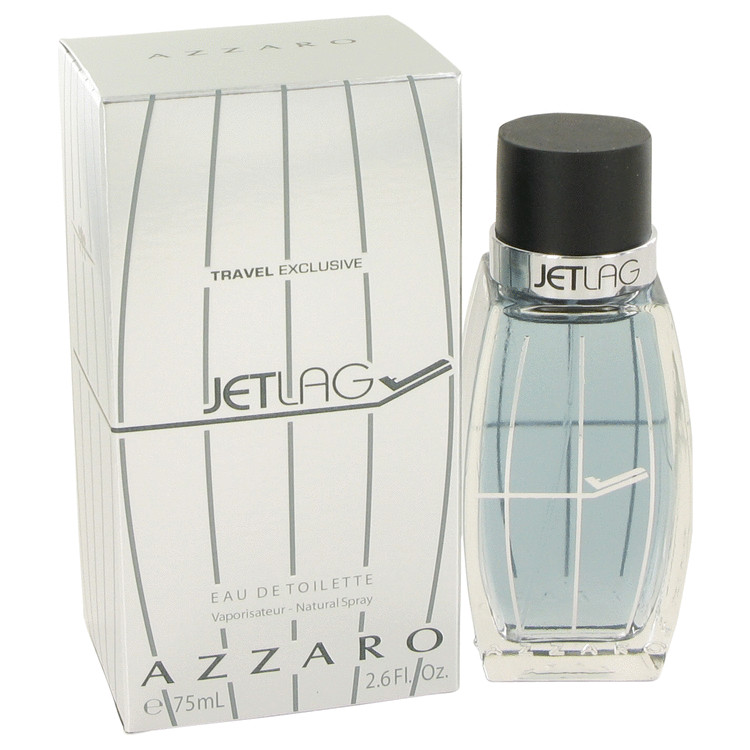 Azzaro Jetlag Cologne by Azzaro 77 ml Eau De Toilette Spray for Men