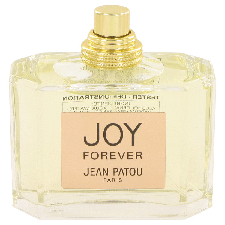 Joy Forever by Jean Patou for Women Eau De Toilette Spray (Tester) 2.5 oz
