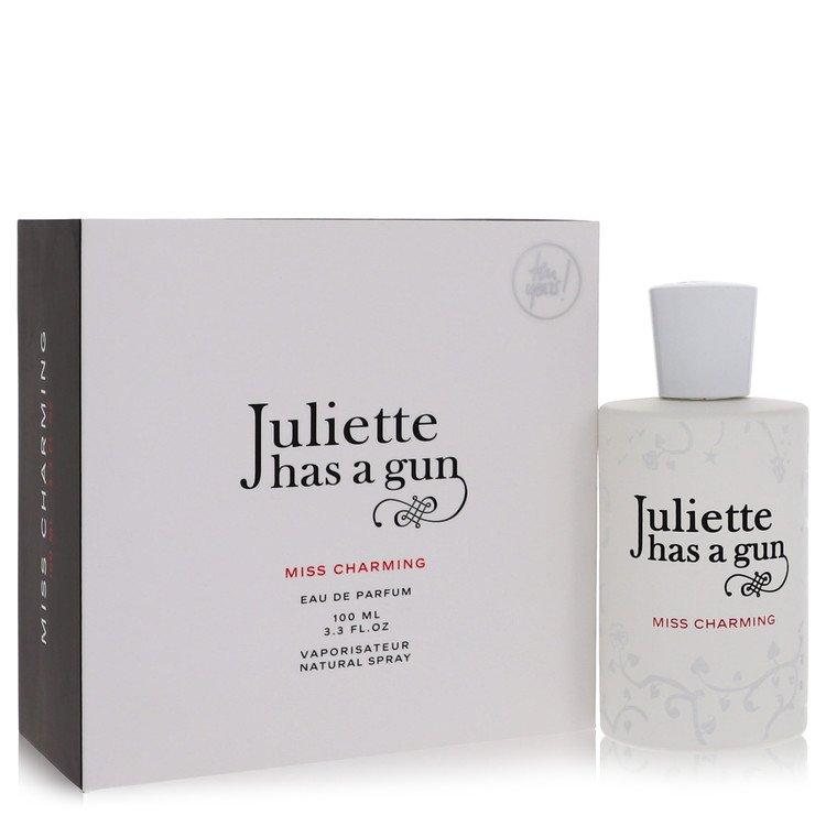 Miss Charming Perfume by Juliette Has A Gun 100 ml EDP Spay for Women