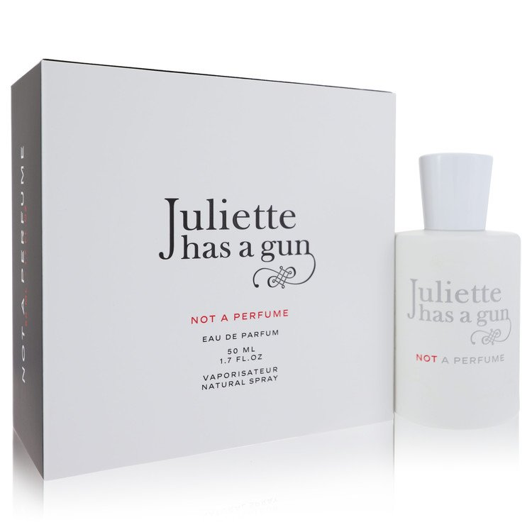 Not a Perfume by Juliette Has a Gun for Women Eau De Parfum Spray 1.7 oz