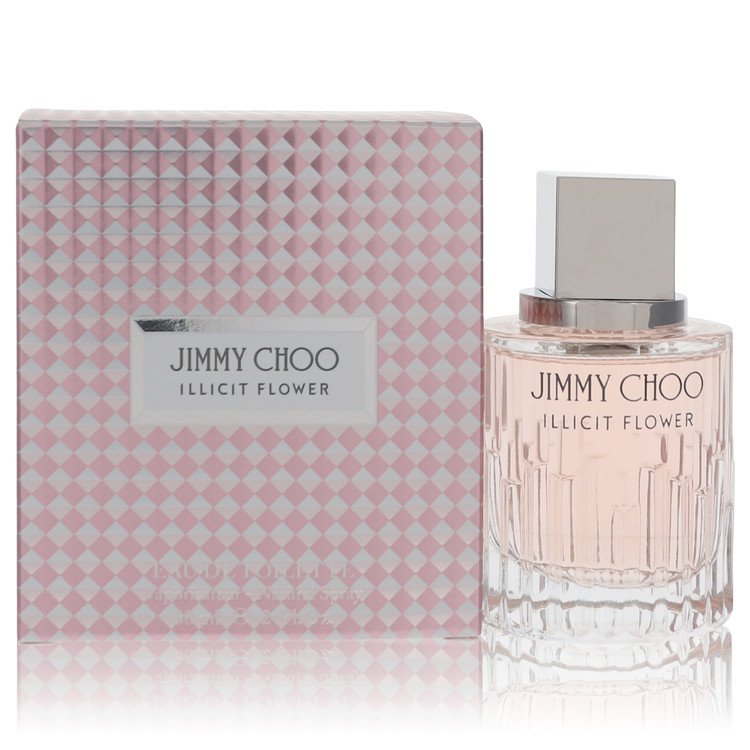 Jimmy Choo Illicit Flower by Jimmy Choo for Women Eau De Toilette Spray 2 oz
