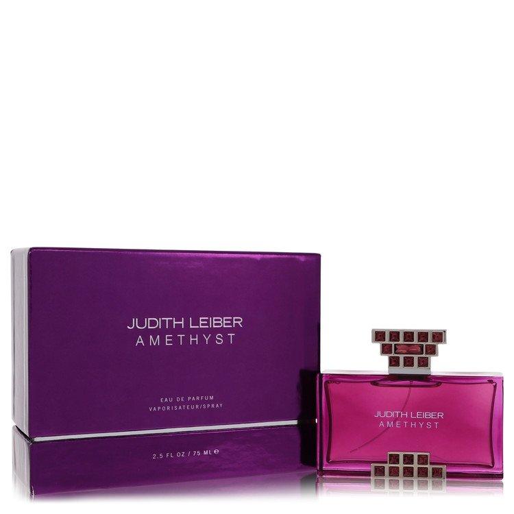 Judith Leiber Amethyst by Judith Leiber for Women Eau De Parfum Spray 2.5 oz