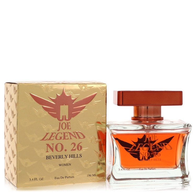 Joe Legend No. 26 Perfume by Joseph Jivago 100 ml EDP Spay for Women
