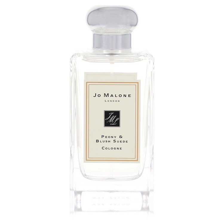 Jo Malone Peony & Blush Suede by Jo Malone for Men Cologne Spray (Unisex Unboxed) 3.4 oz