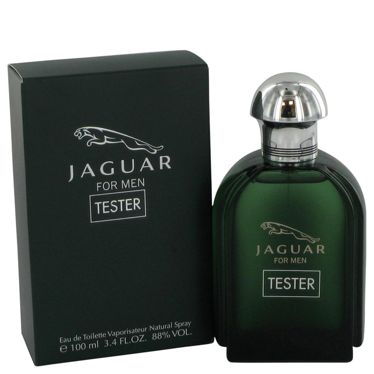 Jaguar Cologne by Jaguar 100 ml Eau De Toilette Spray (Tester) for Men