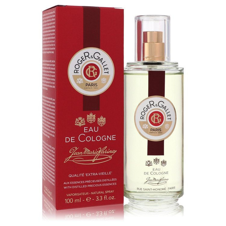 Jean Marie Farina Extra Vielle Cologne 100 ml Eau De Cologne Spray (Unisex) for Men