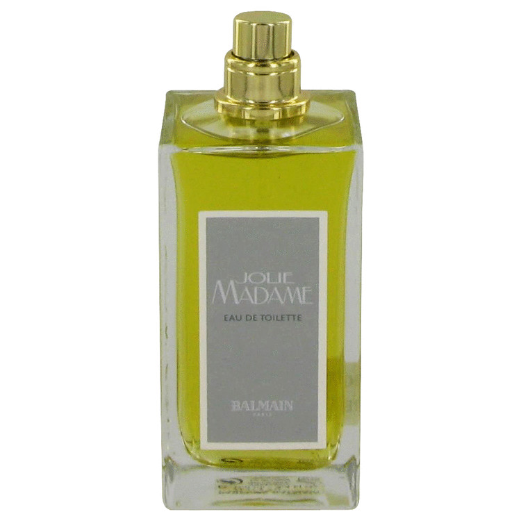 Jolie Madame Perfume 3.4 oz EDT Spray(Tester) for Women