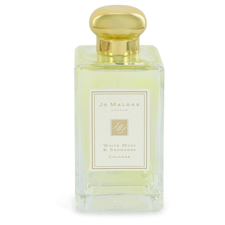 Jo Malone White Moss & Snowdrop Perfume 100 ml Cologne Spray (Unboxed Unisex) for Women